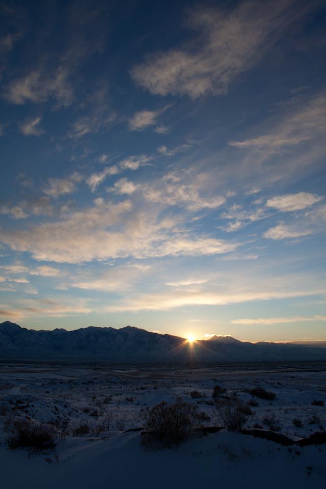 westside sunrise