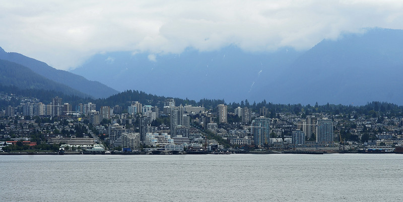 VANCOUVER BC WATERFRONT