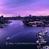Purple Skies on Vancouver (black & white version available)