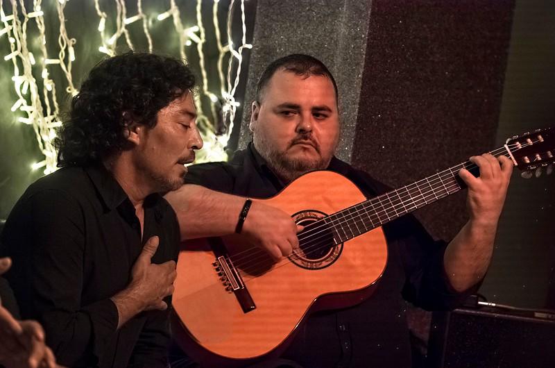 Flamenco, Cafe de Duende, Valencia