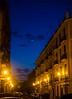 New moon, Valencia