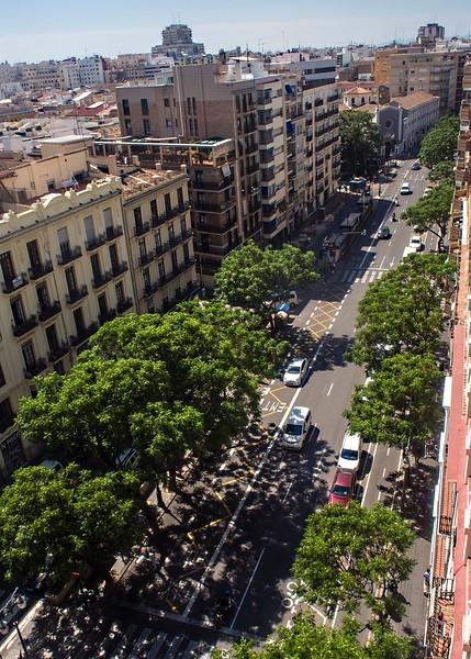 Carrer de Guillem de Castro, Valencia