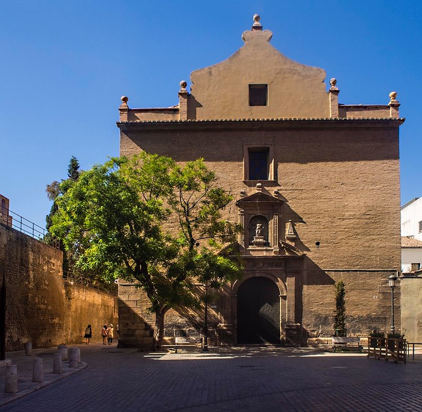 Iglesia Y Convento De Santa Úrsula, Valencia