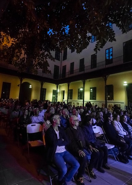 Concert at Museu Valencià d'Etnologia,Valencia, with Urbalia Rurana