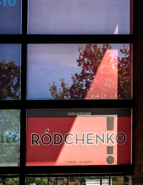 Rodchenko at IVAM, Valencia
