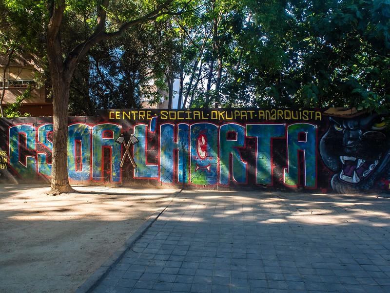 Anarchist allotments, Valencia