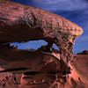 Piano Rock Light Painting at Valley of Fire State Park<br /> <br /> Some photographers ask themselves a series of questions when they get ideas for a subject to photograph. Much of the time it's where? GPS? What time? Moon or no moon?<br /> <br /> Have you ever thought, How? Might be a better question.... . How do you try to take a different picture? How do you make a picture more three dimensional, or add texture? If you were inspired by a moonlit photo, how do you take one with out moonlight?<br /> <br /> We had a great time shooting this arch but we were only there for about 15 minutes.