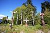 Vancouver Totem Poles