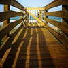 Walkway to the Shoreline at Palm Coast FL