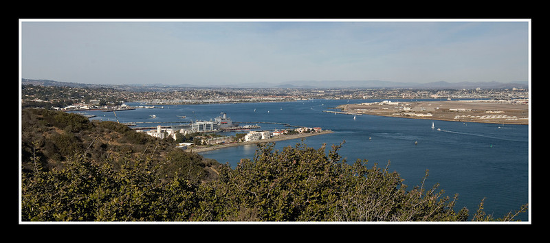 San Diego Bay shot hand held with Canon 30D and 17-55mm lens.