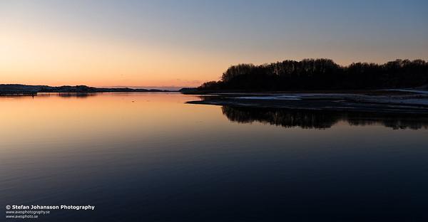 Stora Amundön, Vastergötland, 2017-12-17
