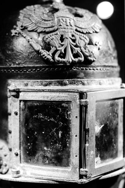 Masque lance flamme - Mémorial Verdun