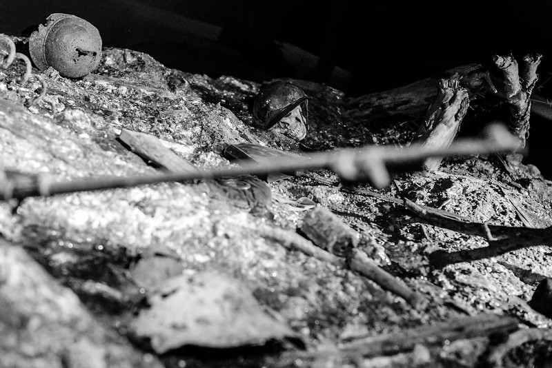 Champ de bataille - Mémorial Verdun