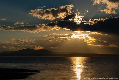 """Charlotte Beach Sunset"""