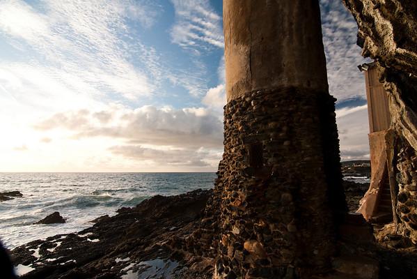 "Victoria Beach (""lighthouse"")"