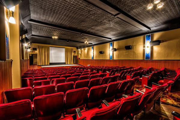 Victoria Theatre, Blossburg, PA