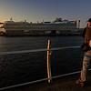 Cruise ships at Breakwater.