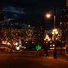 Government Street and Victoria Legislature Christmas LIghts