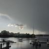 Stormy Weather - Victoria Harbour