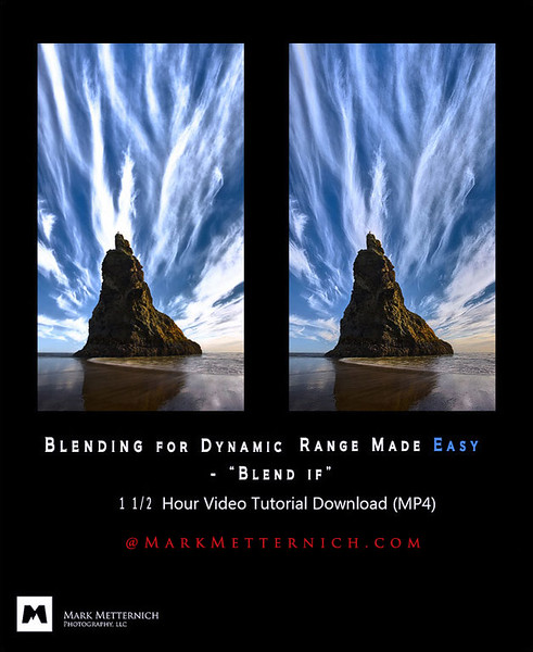 BLENDING FOR DYNAMIC RANGE MADE EASTY - BLEND IF