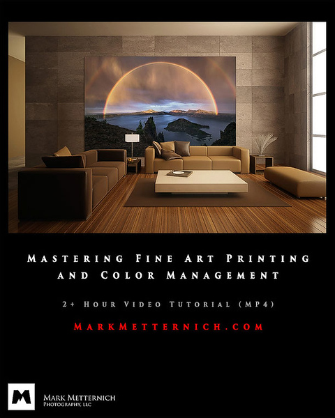 MASTERING FINE ART PRINTING AND COLOR MANAGEMENT