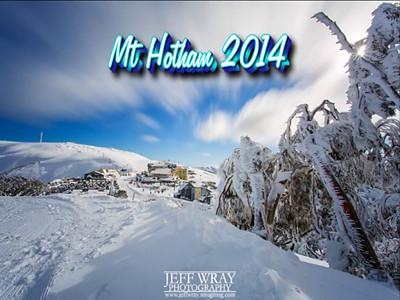 2014 Snow Blue Sky Blue