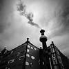 Hundertwasser waste incinerator, Spittelau, Vienna 1