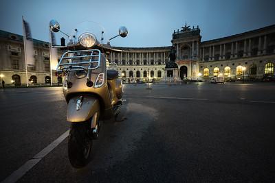 Lone Mod, Heidenplatz, Vienna