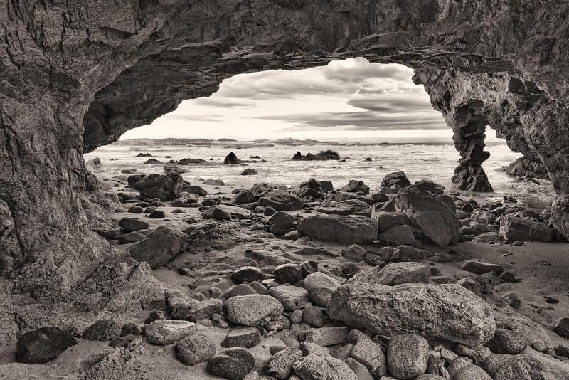 Sea cave, San Jose Del Cabo