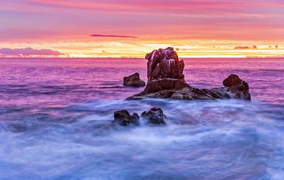 The Sea of Cortez, San Jose Del Cabo, Baja Sur.