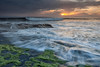 California Sunset Whispering Sands Beach