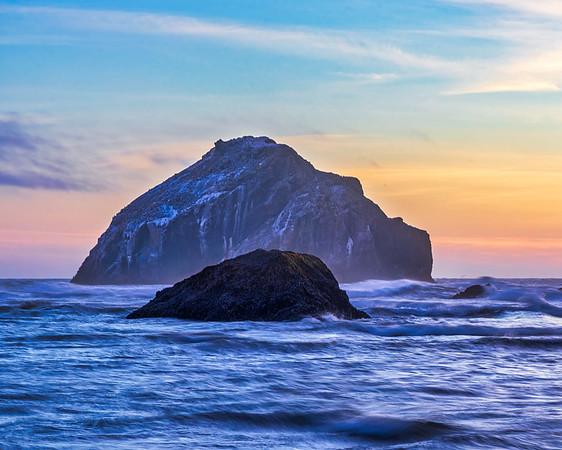 Face Rock, Bandon Beach, Oregon