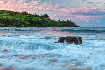 Maloa'a Beach, Kauai, Hawaii