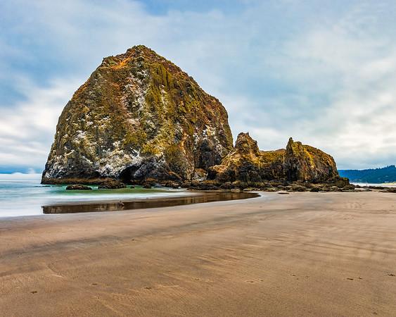 Canon Beach, Oregon coast.
