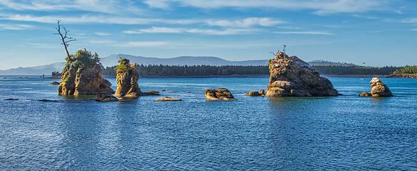 Crab Rocks, Oregon Coasat