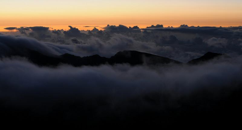Views from Haleakala, Maui, Hawaii