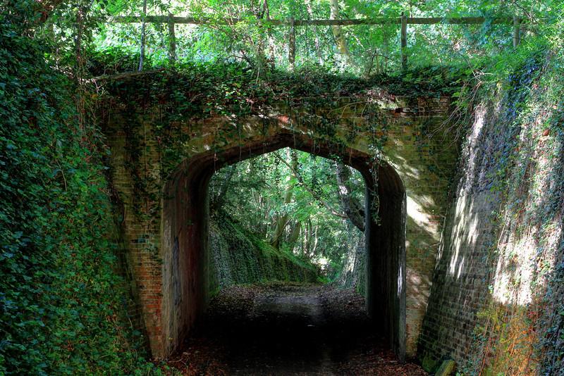 Roman lane Bridge