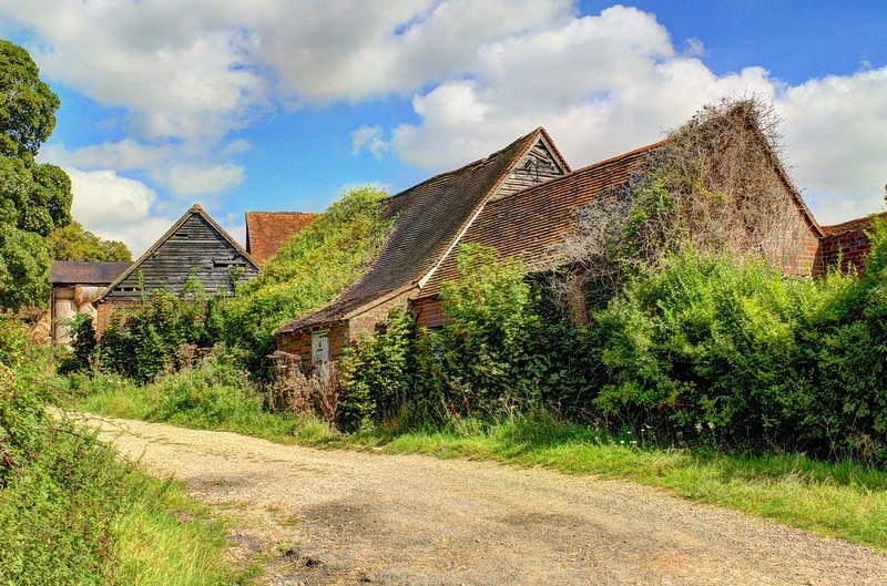 Hill Farm, near Chesham in Buckinghamshire.