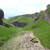 Cave Dale near Castleton, Derbyshire