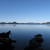 "Still lake, Tofino BC<br /> ""Floating Rocks"""