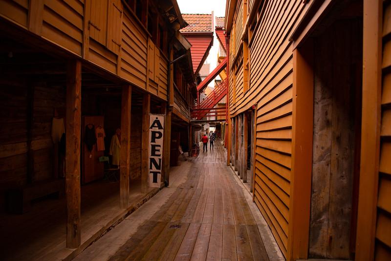 Walkway-Bergen