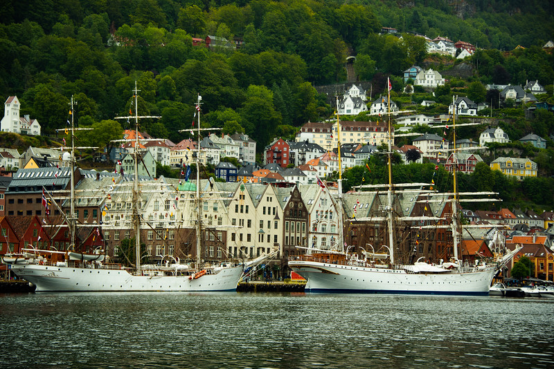 As Bergen Was--and Is