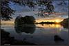 Sunset Vinnesleiro