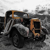 Old Truck From the Side