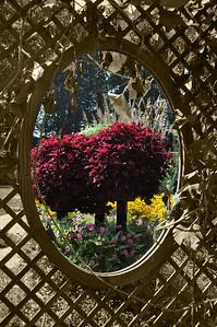 Biltmore Gardens 1 Sepia