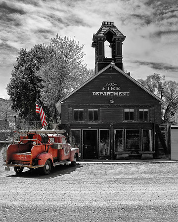 Ridgway Firehouse
