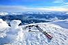 Toppen av Lønahorgi på Voss