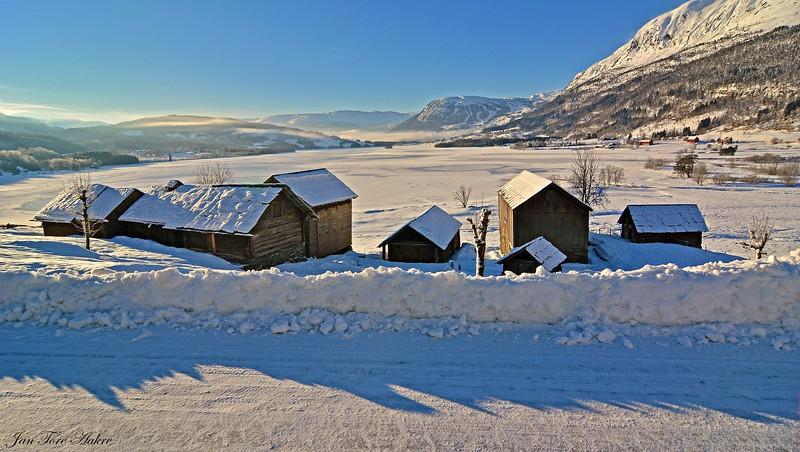 Nesheimtunet på Voss