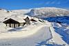 Myrkdalen fjellandsby<br /> <br /> Myrkdalen valley,Voss