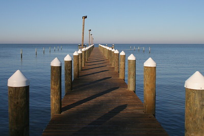 New Pier, Cherrystone Campground, Va.